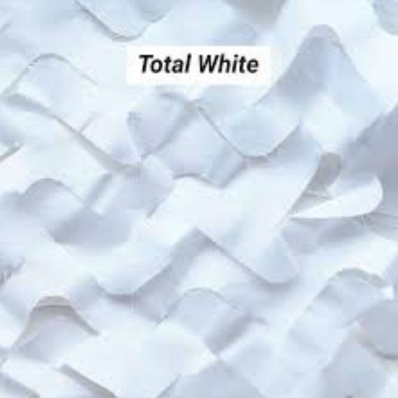 Media Sombra / Red De Camuflaje - Sombraflex-blanco - (x M²)