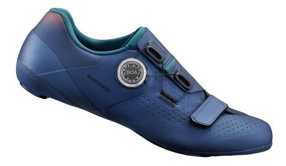 Zapatillas Ciclismo Ruta Shimano Sh-rc500 Dama - Racer Bikes
