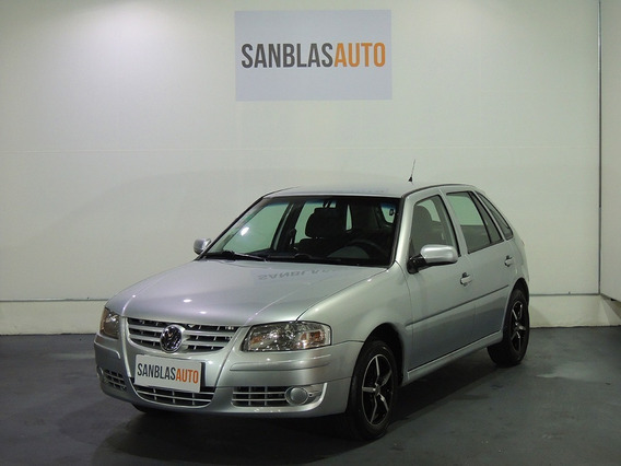 Volkswagen Gol 1.4 N 2011 Dh Aa Cc Mp3 5p San Blas Auto