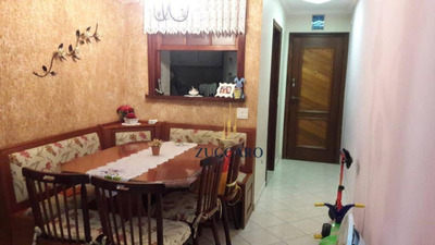 Apartamento Com 3 Dormitórios À Venda, 67 M² Por R$ 330.000 - Macedo - Guarulhos/sp - Ap13697