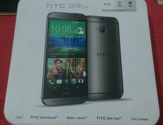 Vendo Telefono Celular Htc M8 One.