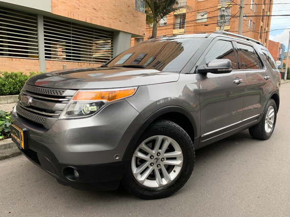 Ford Explorer Limited 3.500cc A/t 8ab Fe Sun Roof 2011