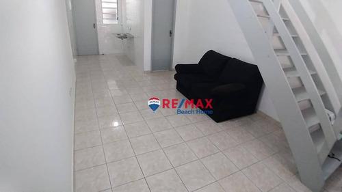 Casa Com 2 Dormitórios À Venda, 52 M² Por R$ 160.000,00 - Enseda - Guarujá/sp - Ca0303