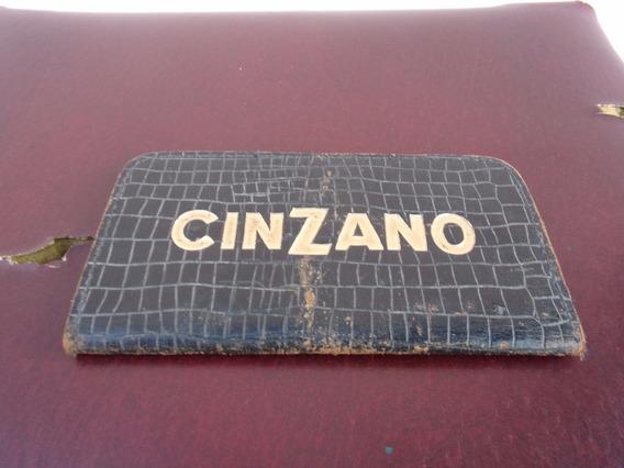 Billetera Cinzano Antigua