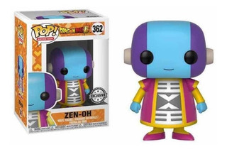 Funko Pop Dragonball Z 362 Zen-oh Colección Animation
