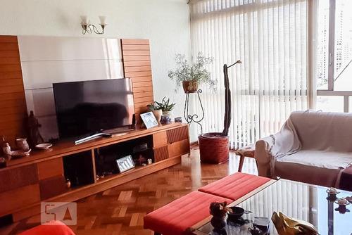 Apartamento À Venda - Perdizes, 3 Quartos,  210 - S893059088