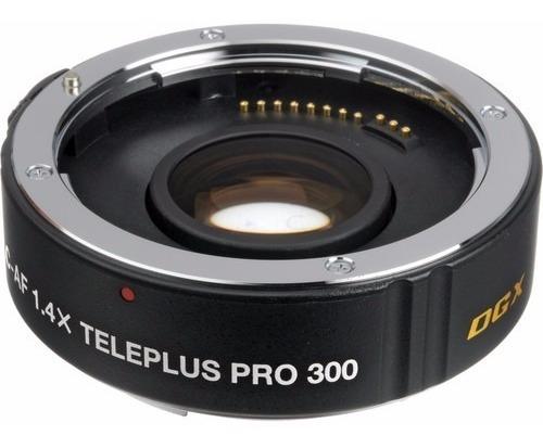 Lente Conversora Kenko 1.4x Pro 300 P/ Canon - Nova Na Cx.