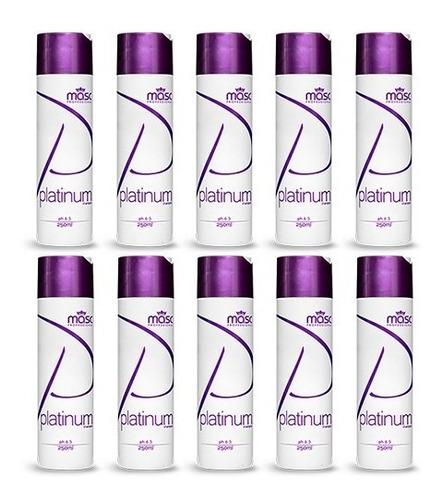 Kit 24un Shampoo Matizador Violeta Platinum 250g