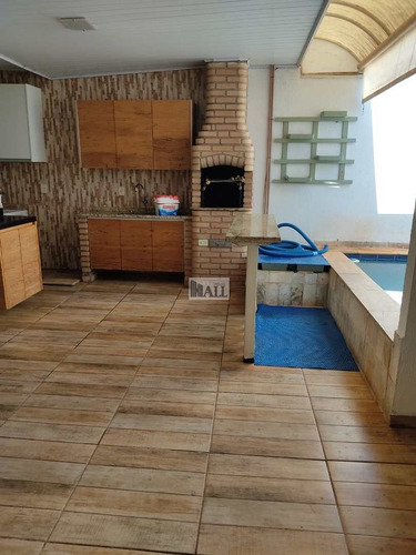 Imagem 1 de 14 de Casa À Venda No Condomínio Parque Da Liberdade I Com 2 Quartos - V8515