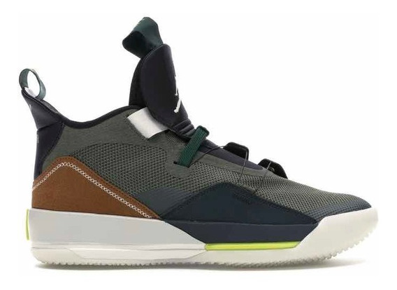 Sneakers Originales Jordan Xxxiii Travis Scott 2019 Original