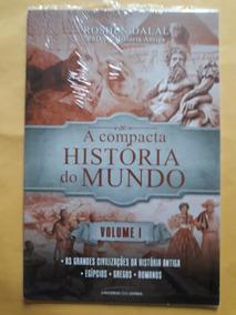 Livro A Compacta História Do Mundo - Volume 01