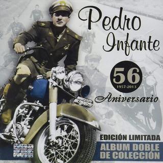 Pedro Infante - 56 Aniversario - 2 Discos Cd - Nuevo