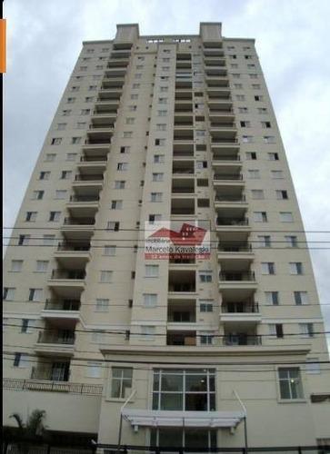 Imagem 1 de 16 de Apartamento Com 3 Dormitórios À Venda, 70 M² Por R$ 600.000 - Ipiranga - São Paulo/sp - Ap13044