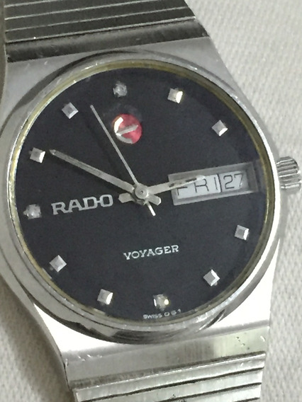Relógio Rado Voyager Automático Original Linha Do Omega