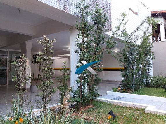 Excelente Apartamento Com Área Privativa, 03 Quartos, Elevador E 02 Vagas Paralelas Por R$640.000,00 - Ap5857