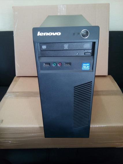 Cpu Celeron G530-2.4ghz-hd 500gb-4gb Ram-windows 10 Pro