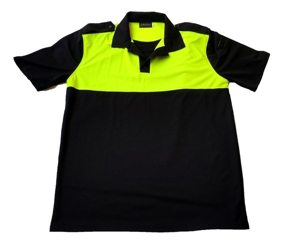 Playera Polo Sumun Doble Tono