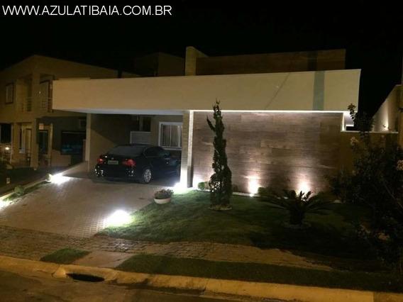 Casa A Venda Em Atibaia, Condomínio Atibaia Park (terras De Atibaia) - Ca00654 - 34632070