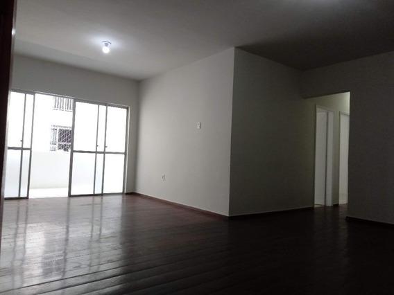 Apartamento Em Derby, Recife/pe De 120m² 3 Quartos Para Locação R$ 1.600,00/mes - Ap374656