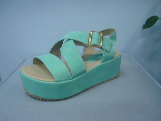 Sandalias Con Plataforma Lady Comfort- La Diosa Shoes