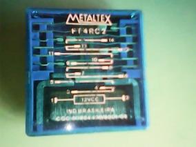 Rele Metaltex Ft4rc2. Pacote Com 5 Peças.