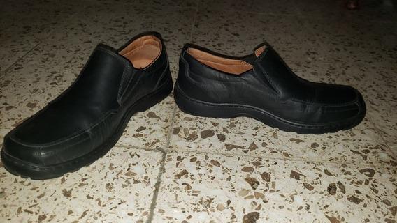 Zapatos Negros Cavatini Hombre Usados