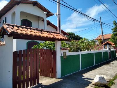 Casa Em Ponta Negra (ponta Negra), Maricá/rj De 275m² 4 Quartos À Venda Por R$ 950.000,00 - Ca215972