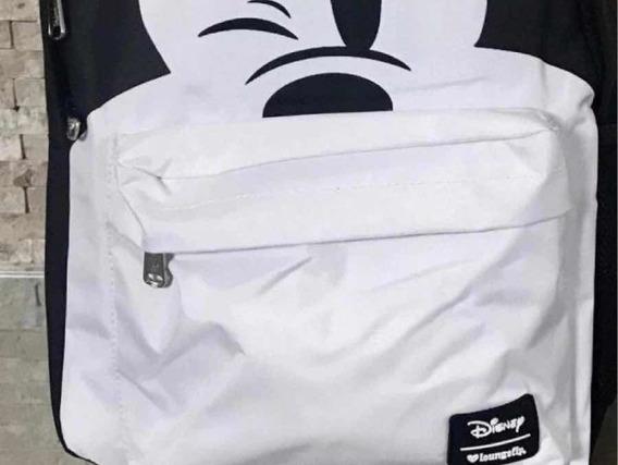 Mochila Mickey Mouse Loungefly Disney Nova Importada