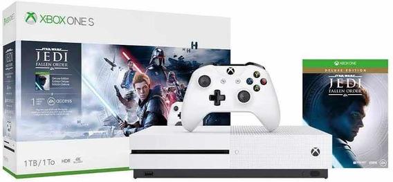 Xbox One S Bundle Star Wars: Jedi Fallen Order