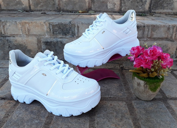 Tênis Feminino Dakota Street Modelo Sneakers G2502