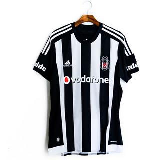 Camisas Masculinas Futebol Besiktas 15/16 Away adidas An5921