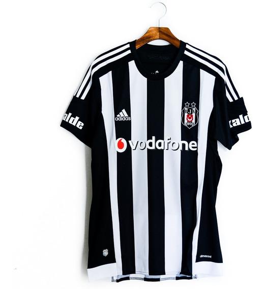 Camisa Futebol Masculino Besiktas 15/16 Away adidas An5921