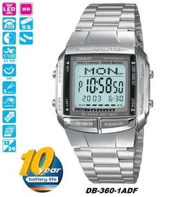 Relógio Casio Db360 Databank Retrô Vintage 100% Original
