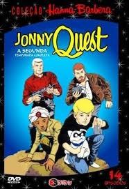 Box Jonny Quest - 1º Temp Completa Desenho Classico
