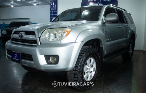 Toyota 4runner 2007 Limited 4x4 Concesionario