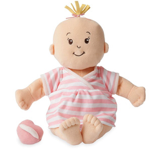 Manhattan Toy Baby Stella Melocotón Primera Muñeca Suave ...