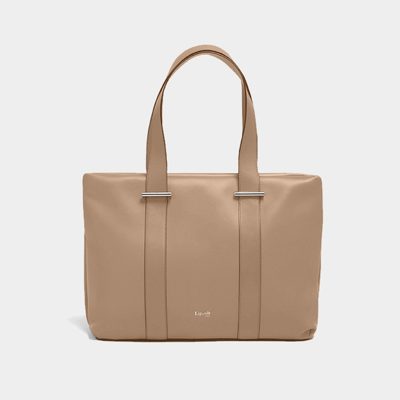 Bolsa By The Seine Large Tote Bag Casual Lipault Nude