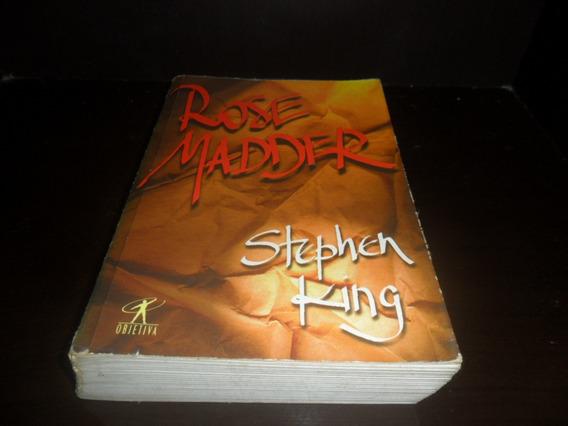 Rose Madder - Stephen King - Objetiva