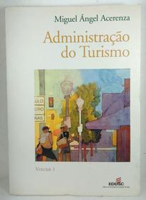 Administração Do Turismo Volume 1 Acerenza Edusc