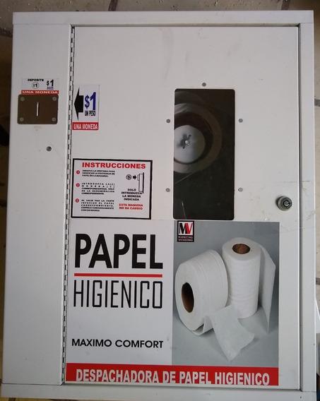 Despachadora De Papel Higiénico (eléctrica)