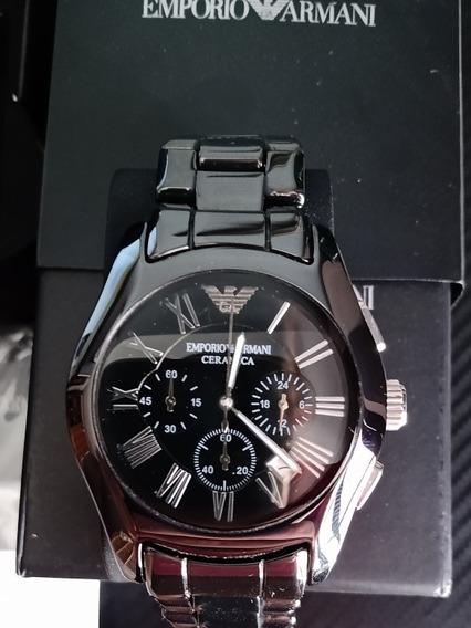 Relógio Emporio Armani Ceramica Ar1400