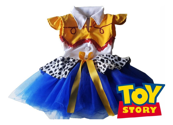 Disfraz Jessie Toy Story Vaquerita Niños