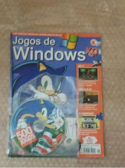 500 Jogos , Sonic - Pc - Frete R$ 17