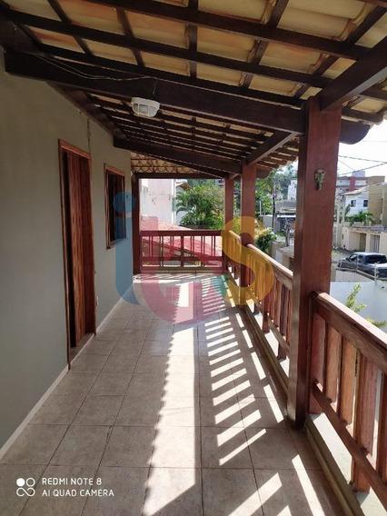 Casa Na Zona Sul De Ilhéus Com Dois Pavimentos - 2327