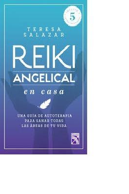 Libro Reiki Angelical En Casa