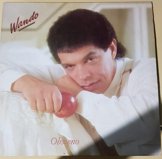 Wando Obsceno - Vinil Lp