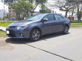 Toyota Corolla 2016 Con 12,500 Km. A Us$18,300