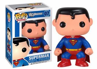 Figura Funko Pop #7 Superman - Factura A / B