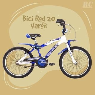 Bicicleta Rodado 20 Raleigh Aluminio (varón/nena) Envio Grat