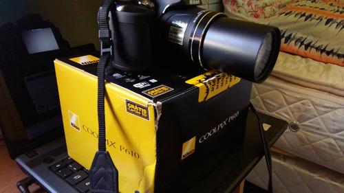Câmera Fotográfica Nikon P610 Coolpix